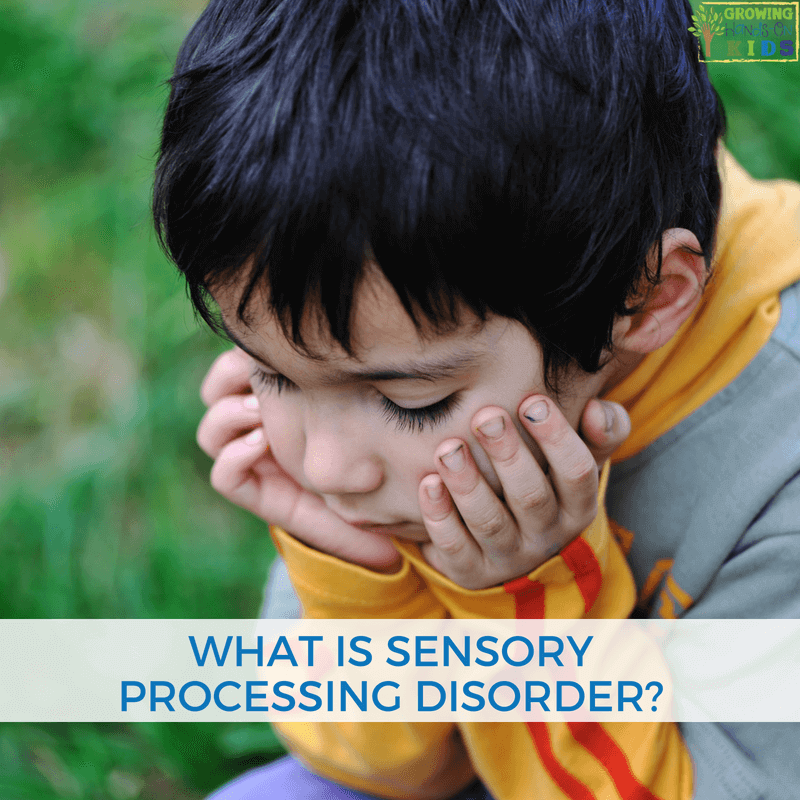 What is Sensory Processing Disorder? For Parents, Educators