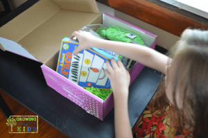 Quality Sensory Tools with the Sensory Theraplay Box.