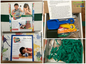 Importance of Messy Play with Messy Play Kits.